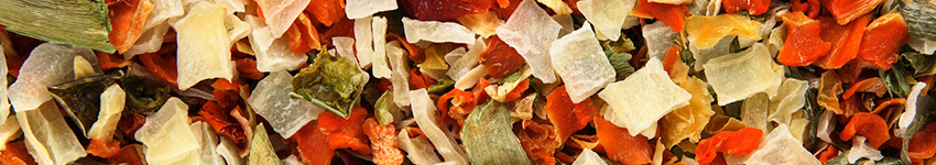 Dried Vegetables and More