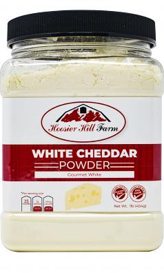 Hoosier Hill Farm White Cheddar Cheese Powder, 1 Pound
