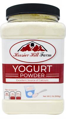 Premium Yogurt Powder by Hoosier Hill Farm 2 Lb