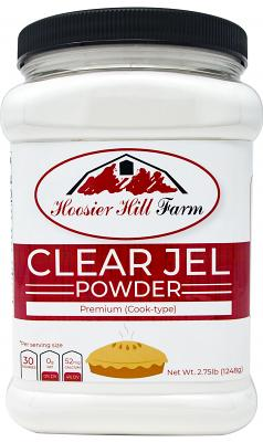 Hoosier Hill Farm Clear Jel (cook-type), 2.75 lbs.