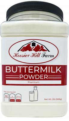 Buttermilk Powder, 2 Lb
