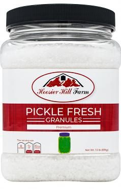Hoosier Hill Farm Pickle Fresh 1.5 lb. Jar