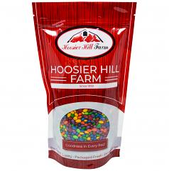 Rainbow Seeds - chocolate covered & candy coated Sunflower seeds, Hoosier Hill Farm, 1.5 lb