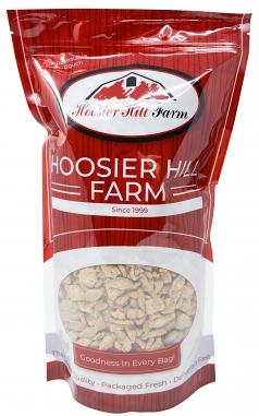 Hoosier Hill Farm Imitation Chicken Strips (Unflavored Textured Vegetable Protein SOY Protein), 3 lb Bag