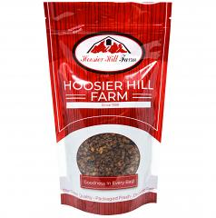 Hoosier Hill Farm Textured Soy Protein Seasoned Ground Beef 2lb Bag