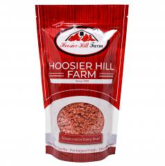 Hoosier Hill Farm Textured Soy Protein Seasoned Imitation Ham Bits 2lb