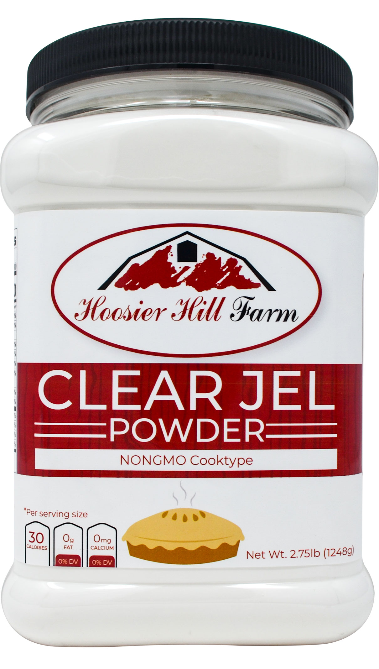 Hoosier Hill Farm Clear Jel (cook-type), Non-GMO 2.75 lbs.