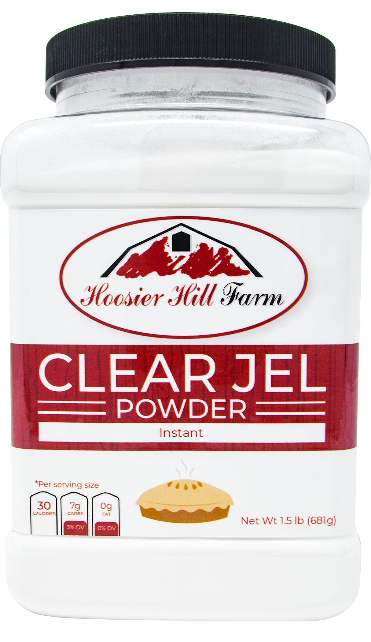 Hoosier Hill Farm Instant Clear Jel, 1.5 Lbs.