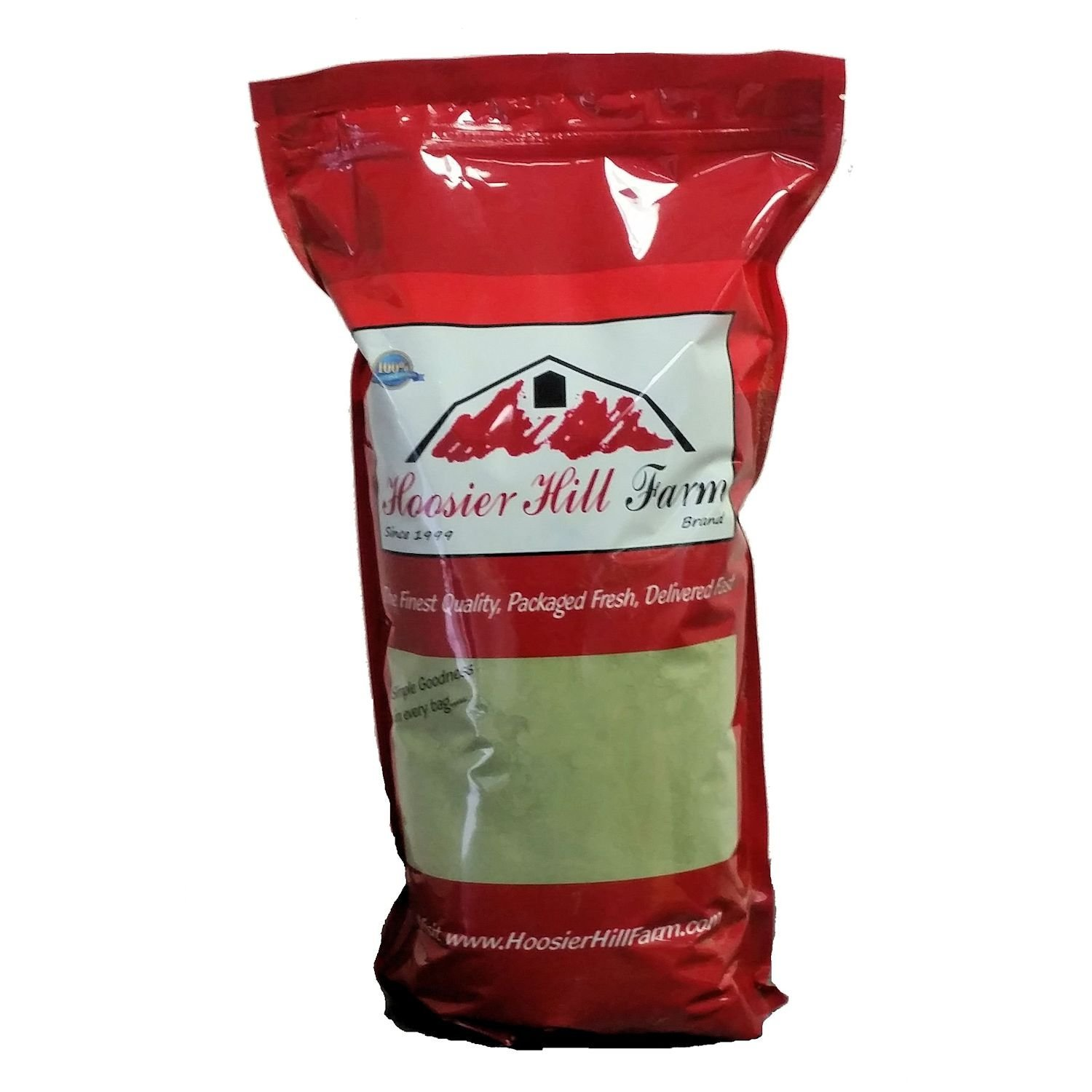 Hoosier Hill Bakers Bags, Bulk Sizes (Spinach Powder  / 5 lbs)