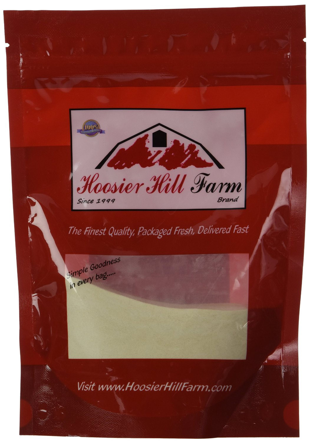 Hoosier Hill Farm Agar Agar powder, 4 Oz.
