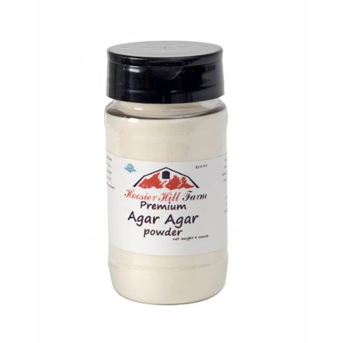 Agar Agar powder shaker, 4 Oz.