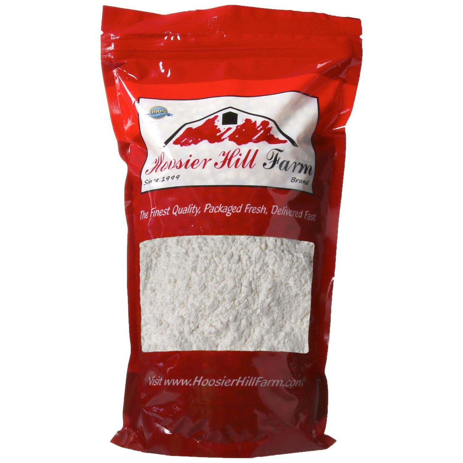 Hoosier Hill Bakers Bags, Bulk Sizes (Dry Malt (Diastatic) Powder / 8 lbs)