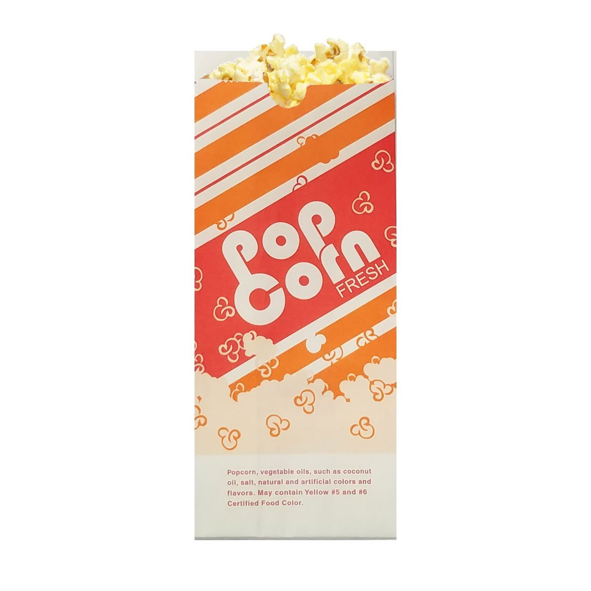 "Hoosier Hill Farm Popcorn Bags (8"") - 50 Count"