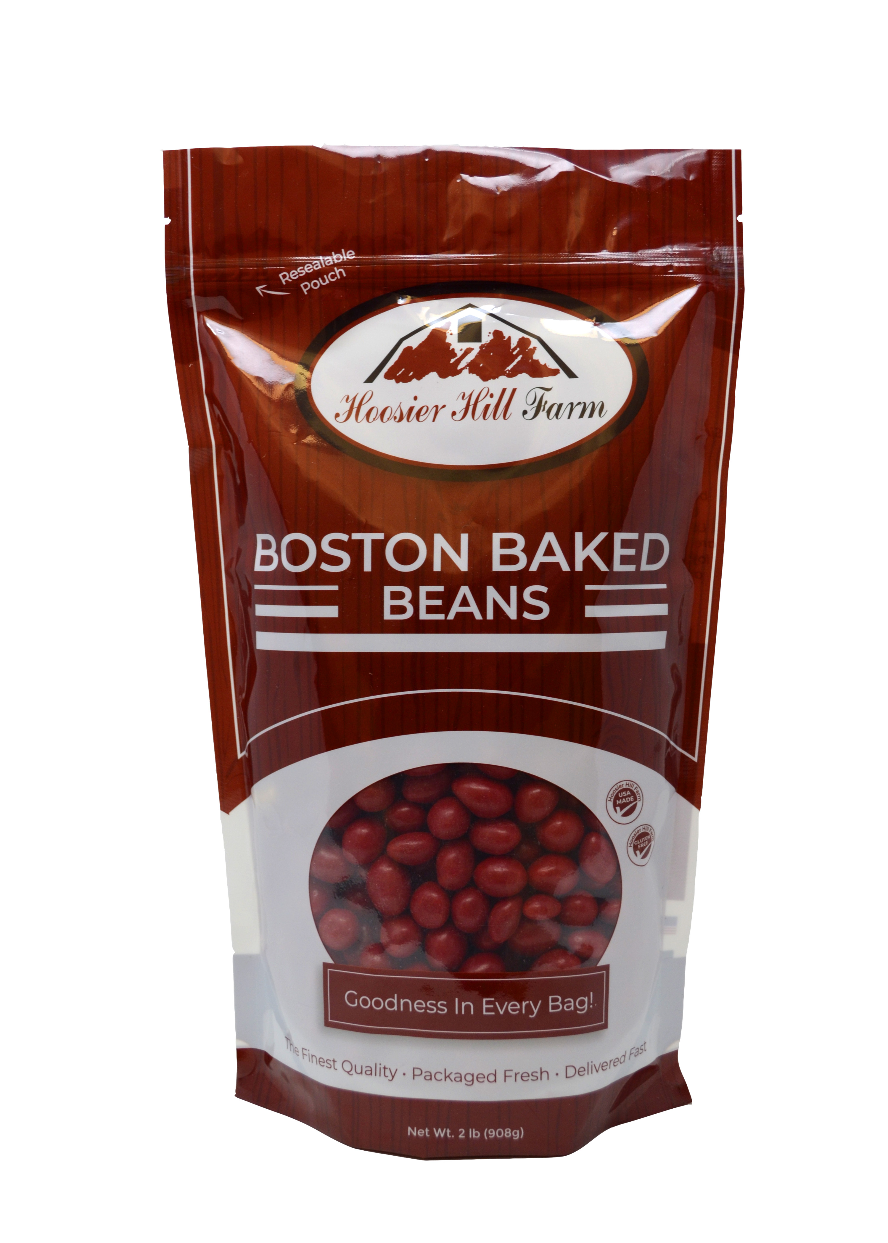 Hoosier Hill Farm Boston Baked Beans 2 lbs