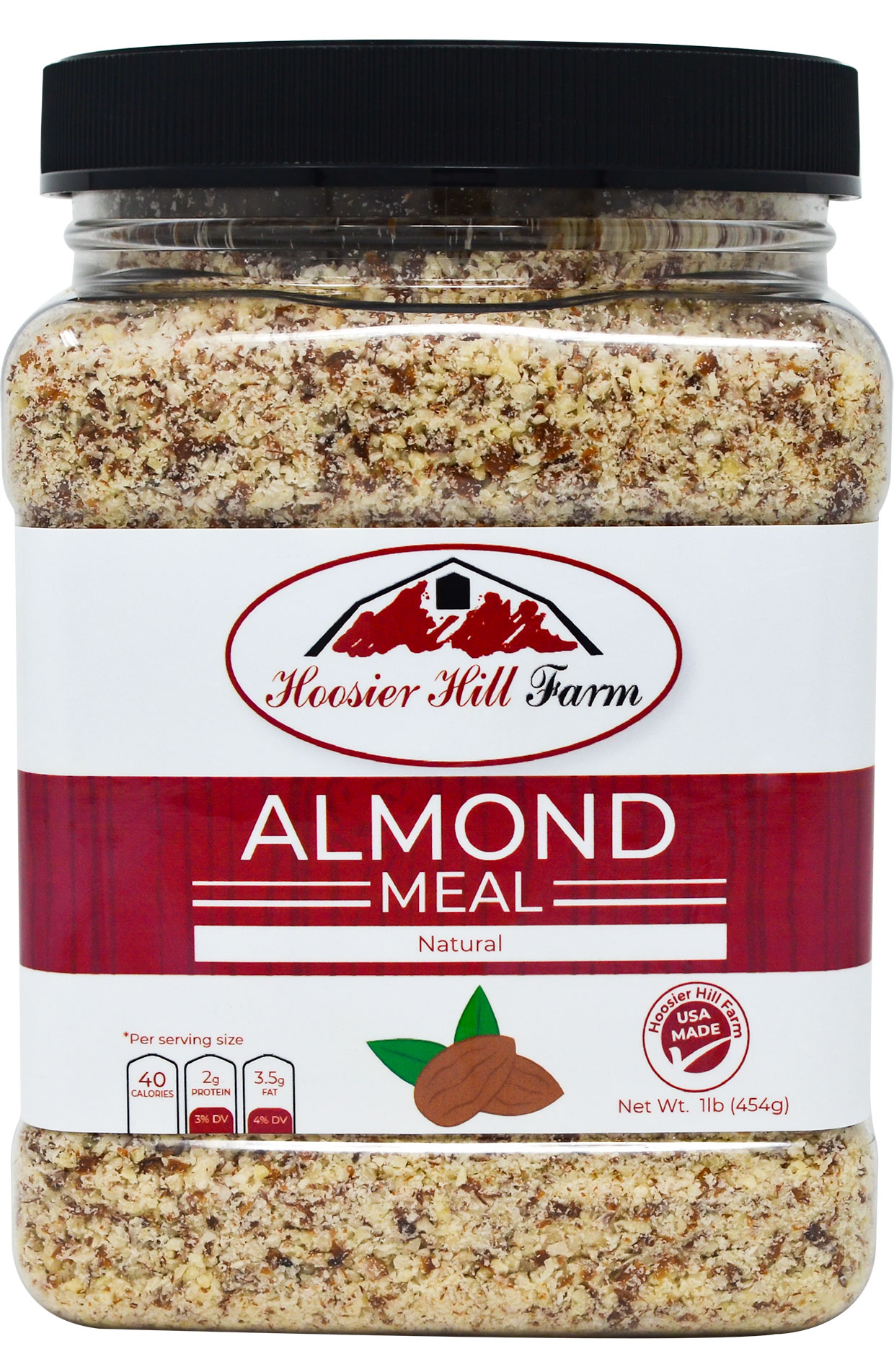 Hoosier Hill Farm Almond Meal Natural 1 lb.
