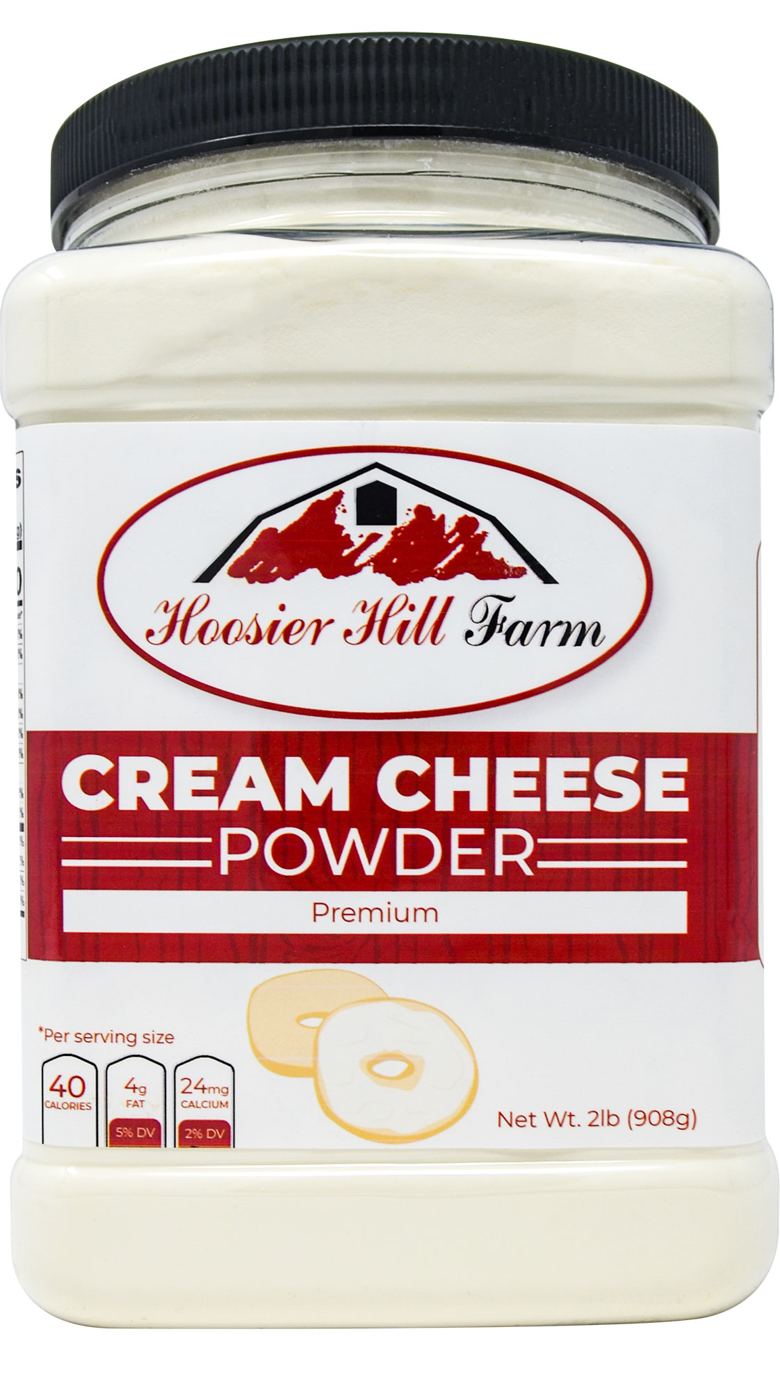 Cream Cheese powder, 2 Lb