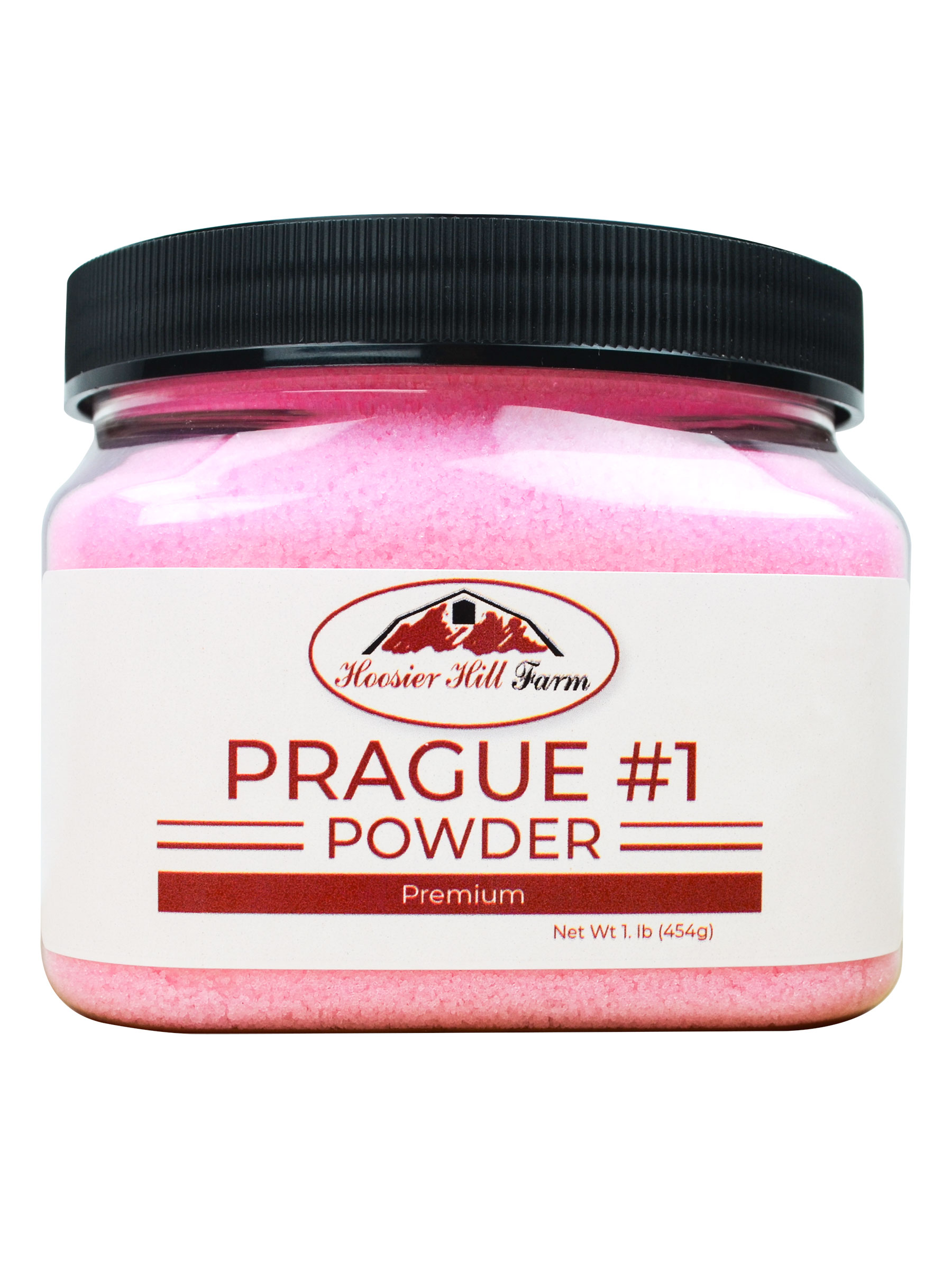 Hoosier Hill Farm Prague Powder No. 1 Curing Salt, Pink, 1 Pound