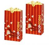 Hoosier Hill Farm Orange Laminated Popcorn Bags - 1.5 oz
